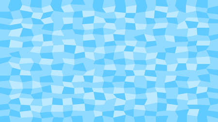 abstract tile light blue color for decoration and background, blue texture for decorative wall, modern geometric blue graphic, pattern mosaic tile for material, illustration geometric polygon surface Stok Fotoğraf - 154726991
