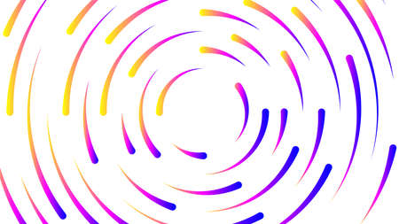 circle line purple bright for modern background, light neon effect motion with line mixed color, glowing light circle graphic for wallpaper, art line swirl shine color for technology digital concept