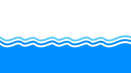 water wave stripes, water waves blue for background, water ripples light blue, ocean sea surface for banner background, aqua flowing graphic, copy space