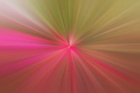 zoom effect pink green light color for background, shiny glowing pink blur and zoom effect, energy and power concept