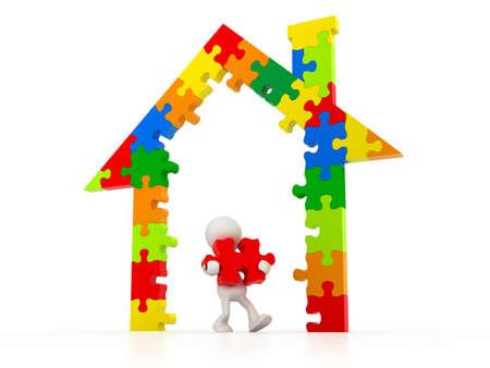 installment: 3d House installment