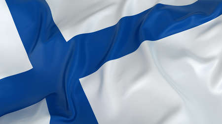 finnish: Majestic Flag of Finland