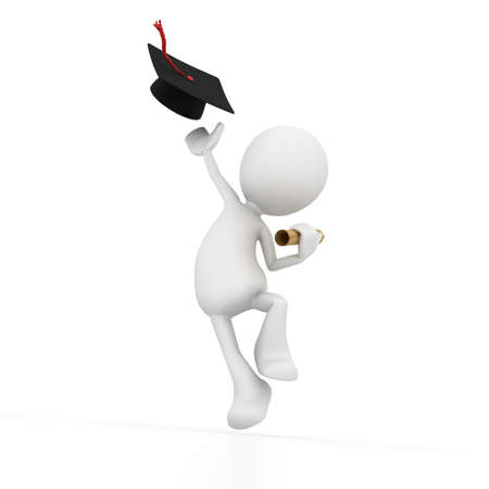 graduated: just graduated