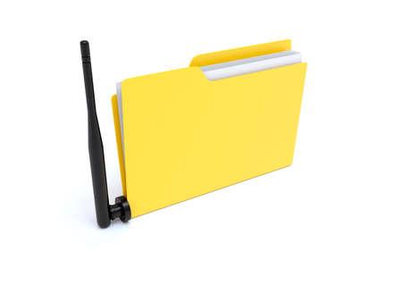 ariel: wireless documents