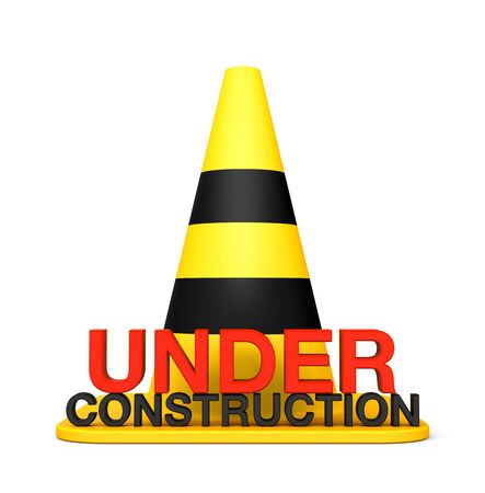 Under construction Stock Photo - 15648068