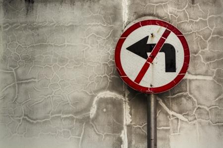 Sign Warning