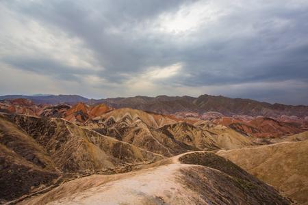 geological: Danxia geological