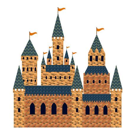 Western castle