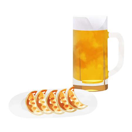Beer and dumplings