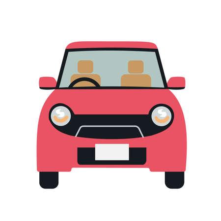 Red light car