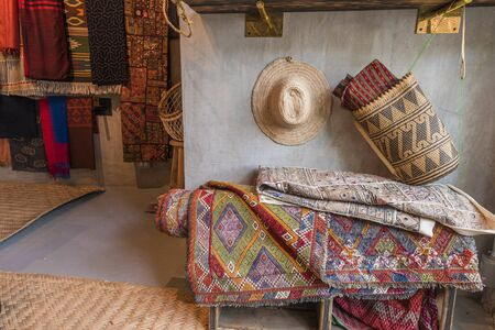 Unique products, artistry, collections of one of a kind textiles and objects from Japan, India, Peru, Mexico, Morocco and other exotic parts of the world, hand made and lovingly manufactured.