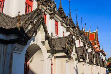 finalists: The finalists of the metal castle Rajanadda Worawihan in Bangkok, Thailand