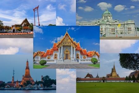powszechnie: Popularnych atrakcji turystycznych do odwiedzenia najczęściej Tajlandii w Bangkoku
