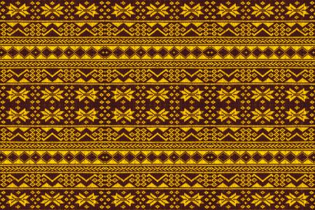 thai silk: Texture of Thai silk pattern seamless background