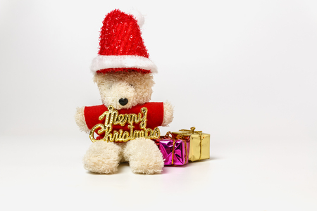 Christmas ornament with toy doll