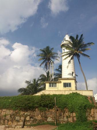 View of a lighthouse Standard-Bild