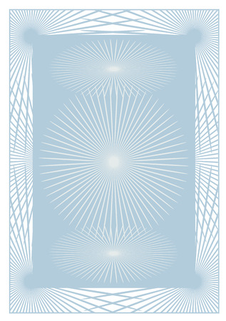 pact: Abstract background  applicable for certificate or diploma. Vector illustration.