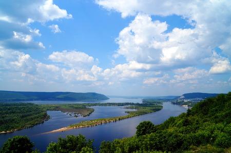 volga river: Volga River