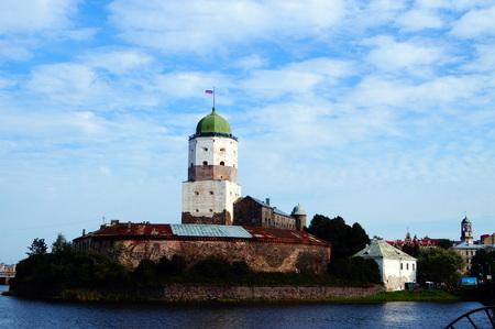 vyborg: State Museum Vyborg Castle - the main museum of Vyborg.