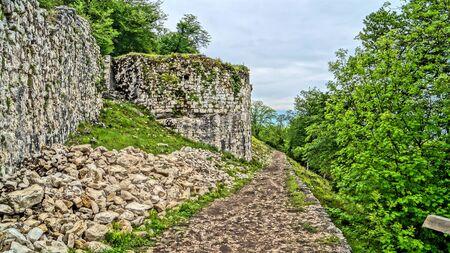 abkhazia: Anakopia old fortress