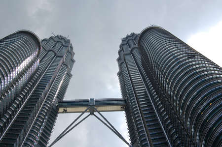 petronas: petronas towers-the tallest building in the world