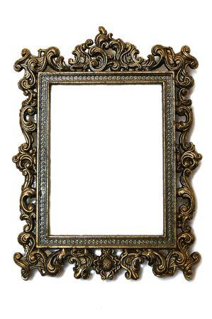 Antiquaires cadre rectangulaire ornés de conception  Banque d'images - 1798985