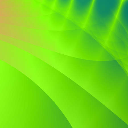hues: an abstract background in hues of green