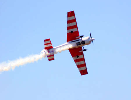 a jet plane at an air show photo