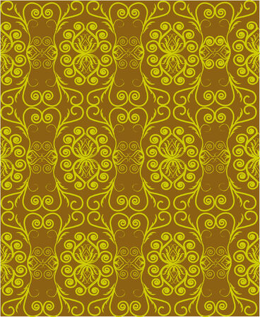 a seamless pattern Stock Vector - 3159149