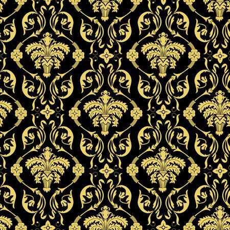 antique: seamless pattern