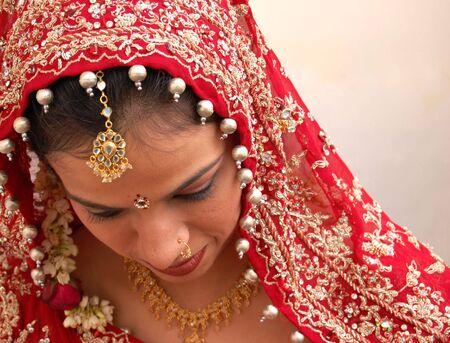 indian bride: indian bride