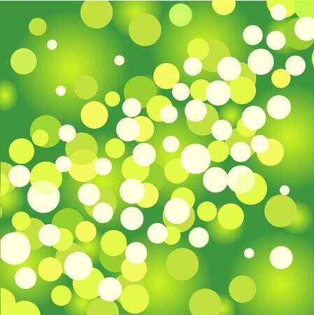 blurry lights: luci sfocate  Vettoriali