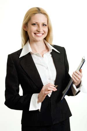 A beautiful businesswoman Stock Photo - 4765430