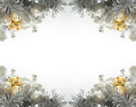hristmas: Ñhristmas background with baubles