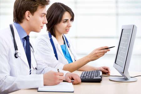 nurse practitioner: Medical team in the hospital
