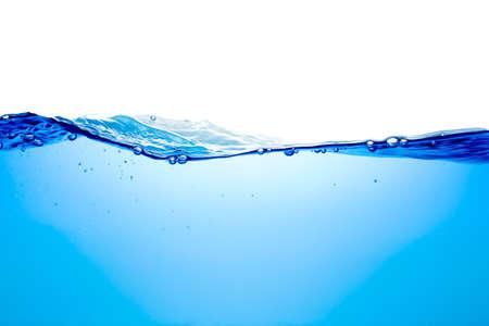 Mooie plons van water