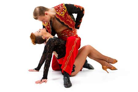 tänzerin: Tänzer in Trachten