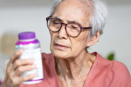 Senior people with very small fonts on product,difficult to read,unable to see,especially for the elderly,communication of information with small letter size on the side of product,Consumer problems
