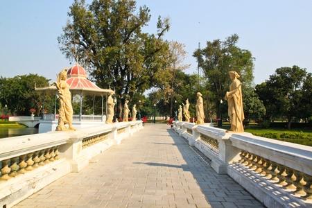 pa: Bang Pa In Palace-Ayutthaya,Thailand