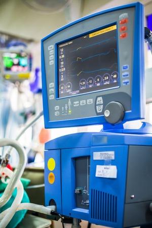 Mechanical ventilation equipment
