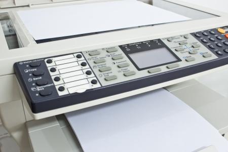 photocopy machine Zdjęcie Seryjne