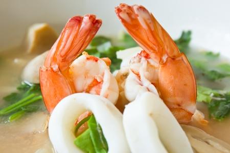 tomyum koong thai food Stock Photo - 12183334