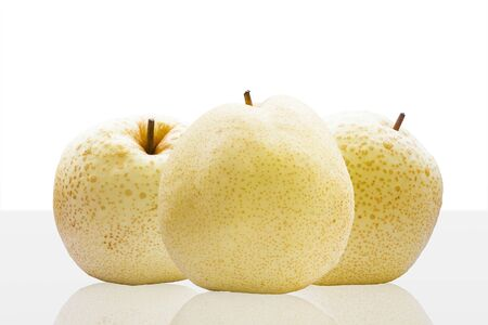 Chinese Pear Fruit photo
