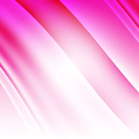 Pink Curved Abstract Background  photo