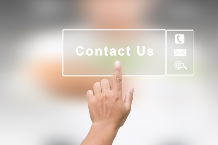Contact Us Stock Photo - 18676461