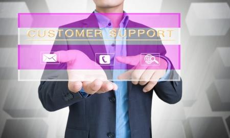 Customer Support photo