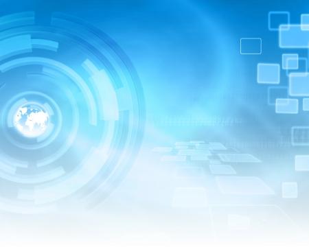 technology backgrounds: Technology Energy Background