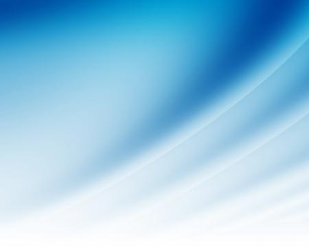 Fond abstrait bleu Banque d'images