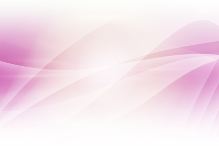Purple Curved Abstract Background