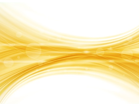 gold yellow: Orange Abstract Background